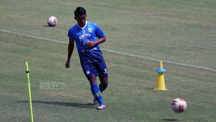 Febri Hariyadi Diragukan Jadi Starter Saat Persib Jumpa Bhayangkara FC