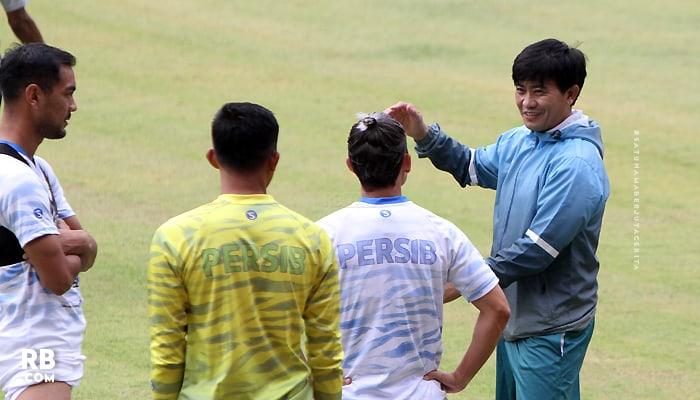 Persib Diliburkan, Pemain Wajib Laporkan Ini Pada Pelatih