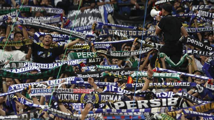 Polling AFC 5 Tim Paling Populer: Persib Geser Persija di Urutan Pertama