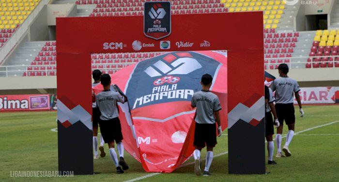 Catat! Ini Jadwal Siaran Langsung Perempat Final Piala Menpora 2021