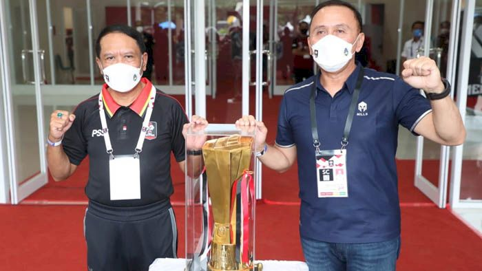 Perempat Final Piala Menpora 2021, Ini Harapan Menpora Zainudin Amali