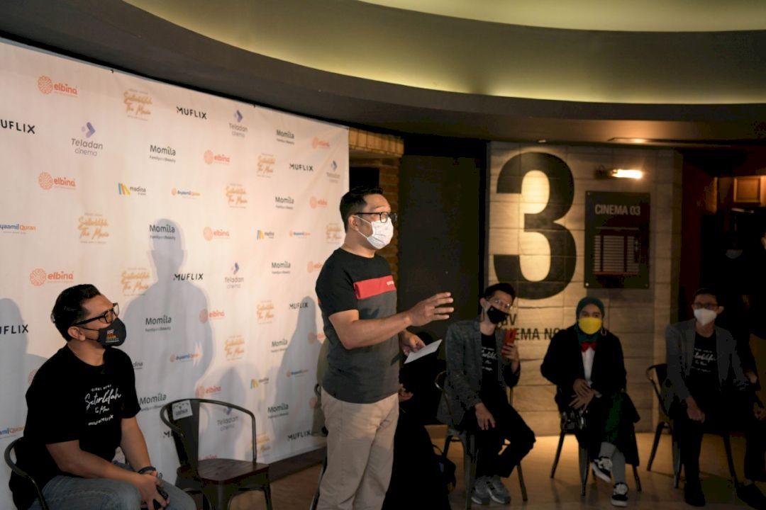 Industri Perfilman Harus Tetap Produktif di Masa Pandemi