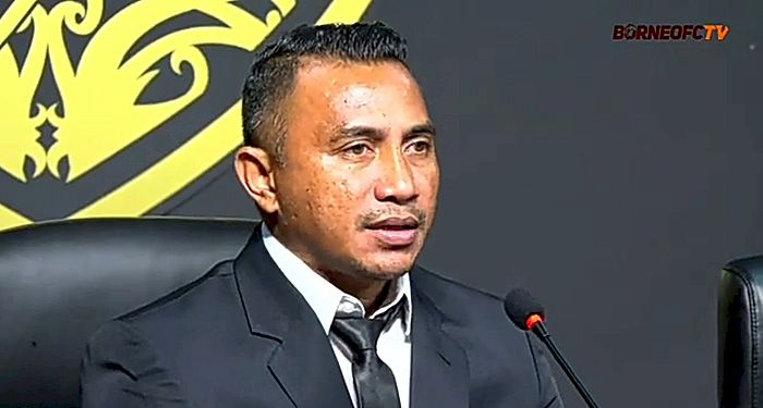 Gaet Firman Utina dan Lopicic, Borneo FC Kian Lekat Nuansa Persib