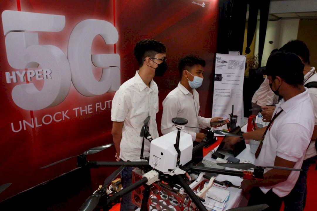 Akselerasikan Penguatan Ekosistem 5G, Telkomsel Luncurkan 5G di Telkom University