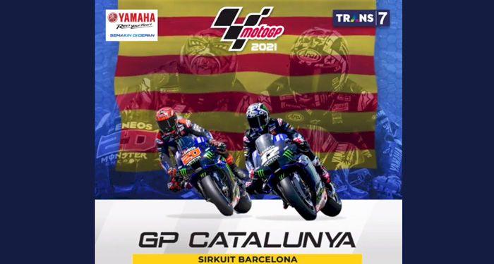 Live Streaming MotoGP Catalunya di Trans7 Sore Ini, Berikut Linknya