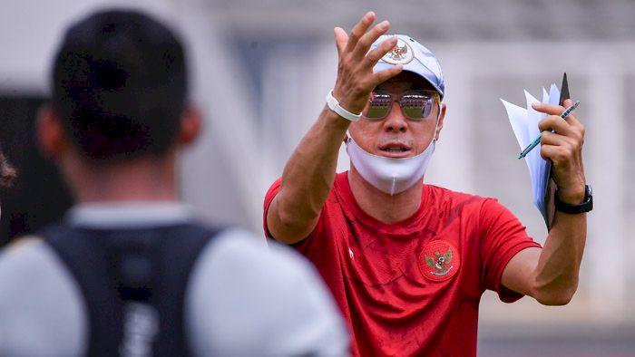 Perkembangan Pemain Timnas Indonesia Terus Dipantau, Ini Harapan Shin Tae-yong
